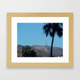 Wood of Palms Framed Art Print
