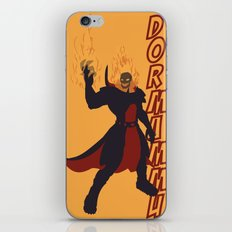 Dormammu iPhone & iPod Skin