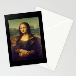 Leonardo da Vinci -Mona lisa - Stationery Cards