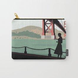 Vertigo Bridge Illustration Carry-All Pouch