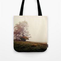 lonely Tote Bags featuring lonely by Mary Carroll