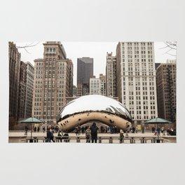 Cloud Gate / The Bean Chicago Rug