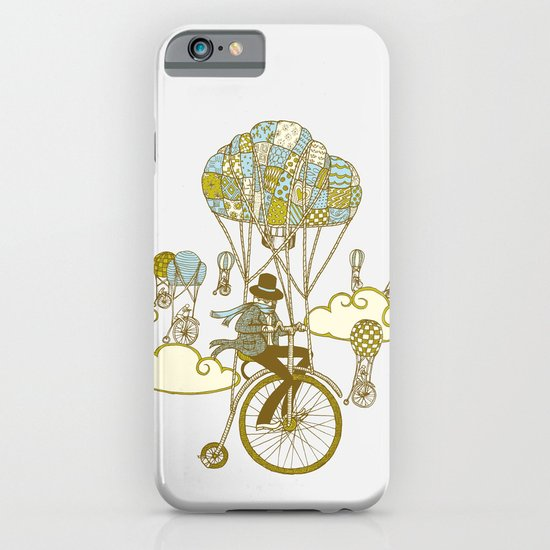 Bicycle Race iPhone & iPod Case