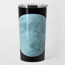 BLUE MOON // BLACK SKY Travel Mug