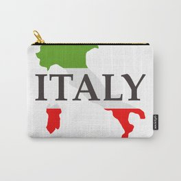 Italy map Carry-All Pouch