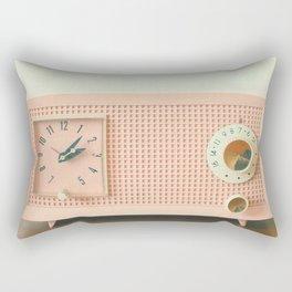 Easy Listening Rectangular Pillow