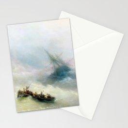 Ivan Aivazovsky - Rainbow Stationery Cards