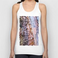 nick cave Tank Tops featuring Cave by Dalmatica