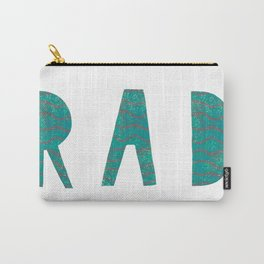 Rad - Green Carry-All Pouch