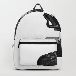 medusa b&w collection Backpack