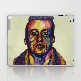 Macklemore Watercolor Portrait Laptop & iPad Skin