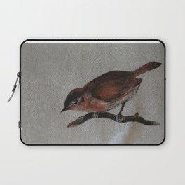 A red Bird Laptop Sleeve