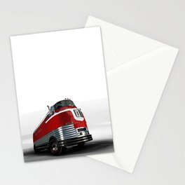 The 1940 GM Futureliner Stationery Cards