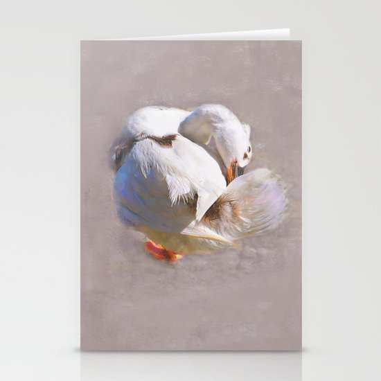 Good for the Goose Stationery Cards