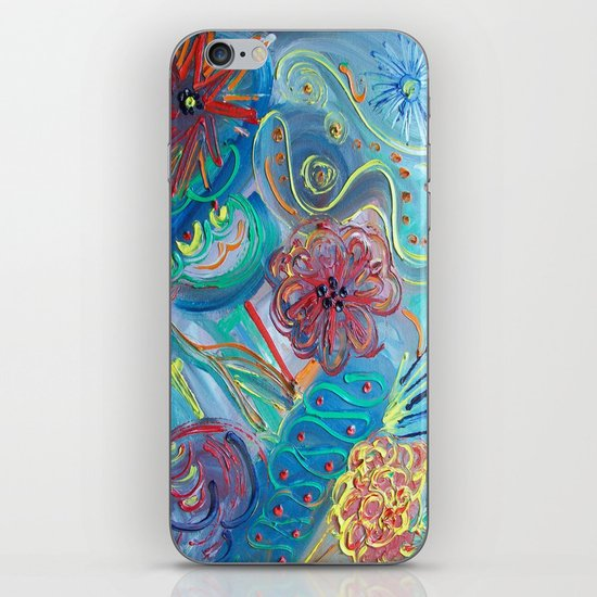 lucky wishbone iPhone & iPod Skin