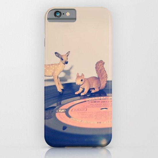 RETRO MUSIC iPhone & iPod Case