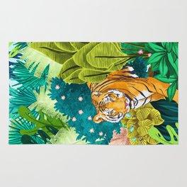 Jungle Tiger Rug