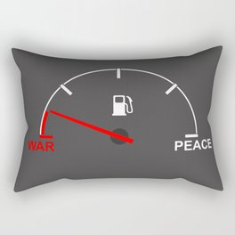 Peacemter Rectangular Pillow