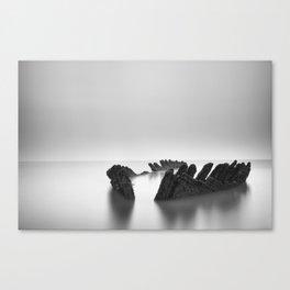 Shipwreck II Canvas Print