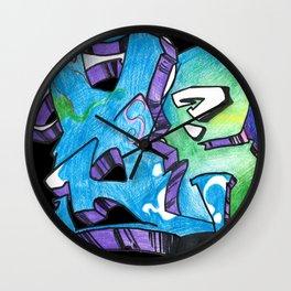 Bryan Wall Clock