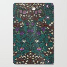 Blackthorn - William Morris Cutting Board