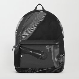 guitar vector poster Backpack