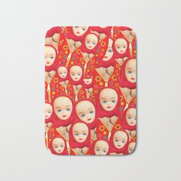 Russian Dolls with Big Boobies! Bath Mat