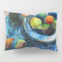 Blue still life Pillow Sham