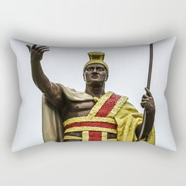 King Kamehameha Rectangular Pillow