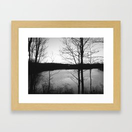 Out and Beyond Framed Art Print