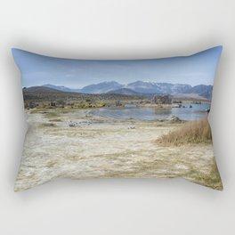 Mono Lake Tufa, No. 4 Rectangular Pillow