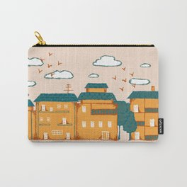 Urban Pastures Border Carry-All Pouch