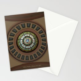 Hometown Library Stationery Cards