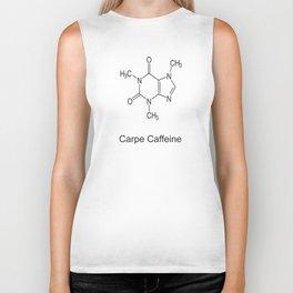 Carpe Caffeine Biker Tank