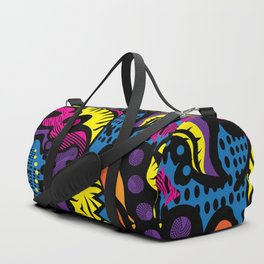 Prismatic Cat Duffle Bag