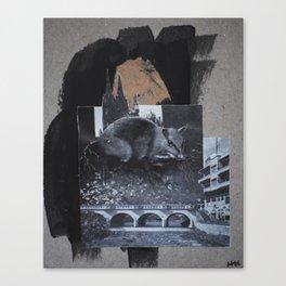 anymal Canvas Print