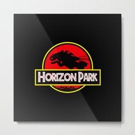 Horizon Park Metal Print