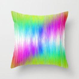 rain chromatic Throw Pillow