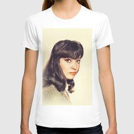 Anna Karina, Vintage Actress T-shirt