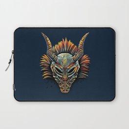 Killmonger Tribal Mask Laptop Sleeve