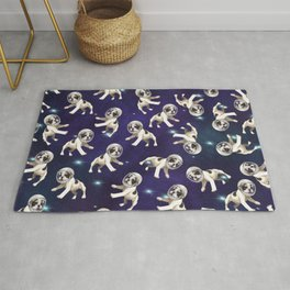 Space pups Rug