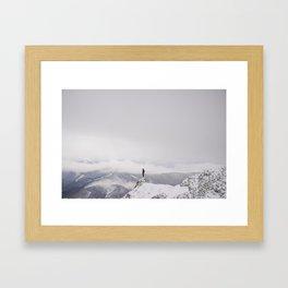 Immensity Framed Art Print