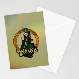 """""""DAUGHTER OF PHORKYS AND KETO"""" BY STHEARTSIEGIRL Stationery Cards"""