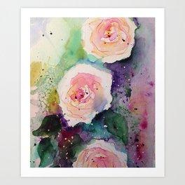 Rosen Art Print