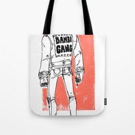 Bambi Gang Tote Bag