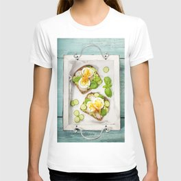 Healthy sandwiches T-shirt