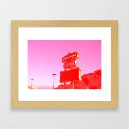 VegasBaby Framed Art Print