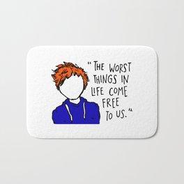 Sheeran Ed  Cartoon Bath Mat