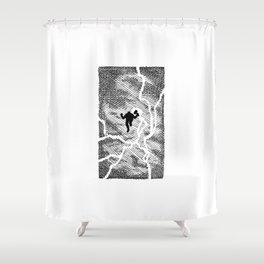 thunder Shower Curtain