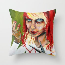 Free Will Throw Pillow